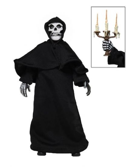 "NECA Misfits 8"" Black Robed The Fiend Action Figure"